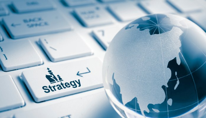 how to do a search strategy